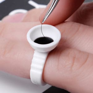 Disposable Glue Ring